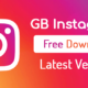 GB Instagram Latest Version Has Launched with Additional Features