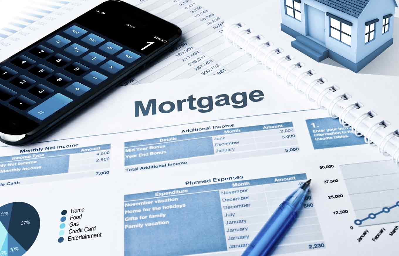 How a mortgage credit calculator works