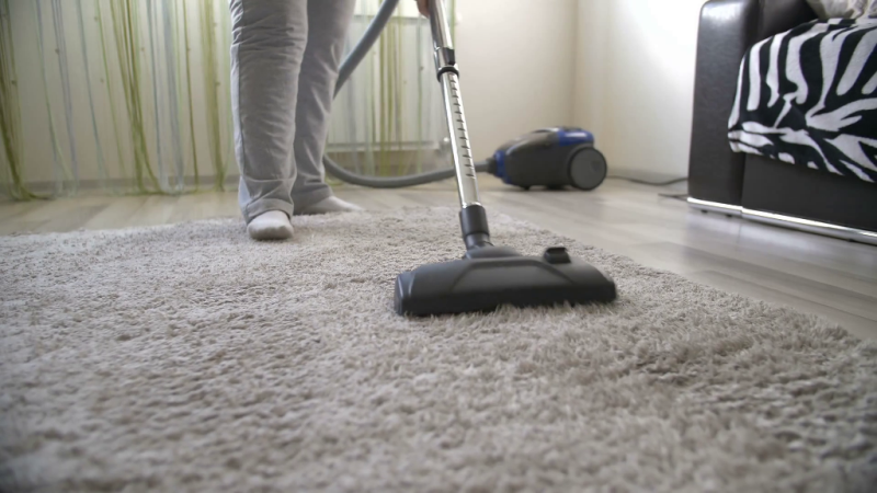 How often you should clean your carpet