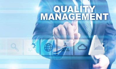 How is the quality management system certification achieved?