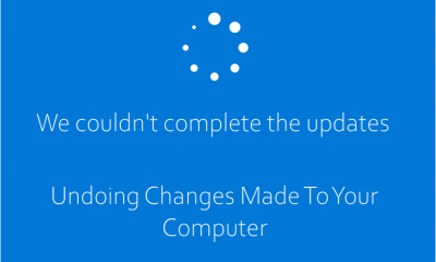 Undoing Changes Made to Your Computer